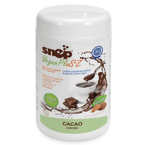 PLUS VEGAN CACAO -Z Con Ganoderma