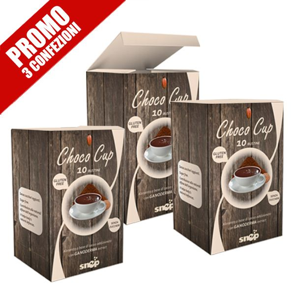 Snep Choco Cup Promo pack