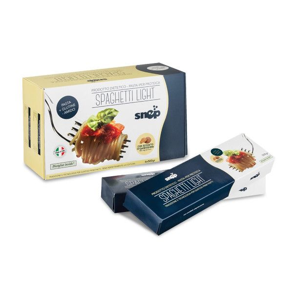 Spaghetti Light 3kg con Ganoderma