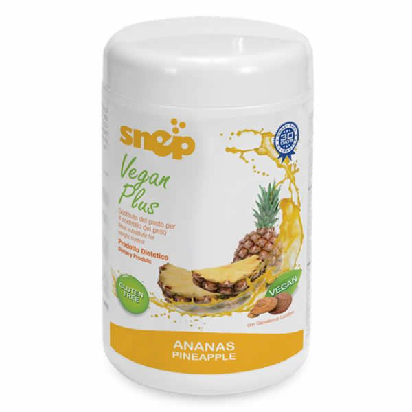 PLUS VEGAN ANANAS con Ganoderma
